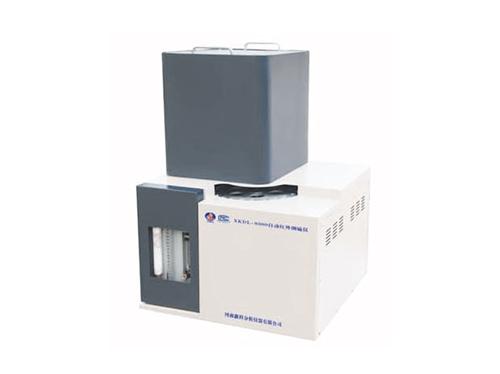 XKDL-8000 自动红外测硫仪