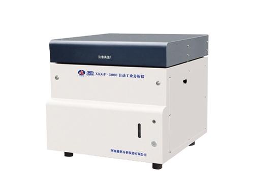 介绍全自动工业分析仪各部件功能